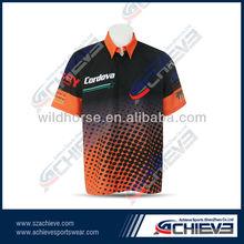 Custom Motorcycle & Auto Racing jersey