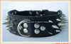 Hot selling Spiked&Studded leather big dog pet collars