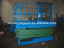 hydraulic lift ladder