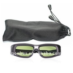 DLP Link projector 3D active shutter glasses for Topoma,vivitek,Acer,Benq