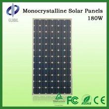 120 W high power polycrystalline silicon solar panels