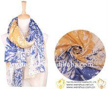 2012 Spring&Autumn Fashion Striped Scarf