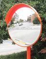 jessubond naranja irrompible de tráfico espejo convexo para la seguridad de la autopista