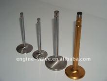 intake & exhaust valve for Kawasaki