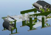 1760mm fully automatic strength tissue paper machine,slitter rewinder machine paper roll