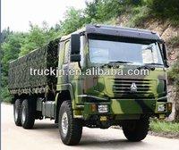 military cargo truck/electric cargo truck/hyundai cargo truck/mini cargo truck/Sinotruk Howo Cargo Truck 6x4