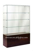 2012 Simplicity glass storage cabinet with door