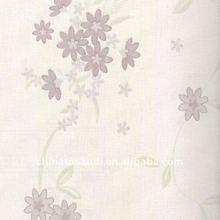 T003 2012 New design Korea style wallpaper vinyl wallpaper(ISO9001;Qmark)