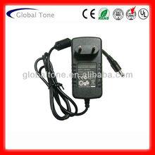 Wall plug type AC adapter 12V 2A