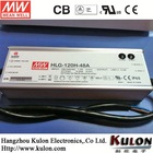 switching power supply, 54V,120W, UL, TUV, CB, CE approved, IP67, PFC function