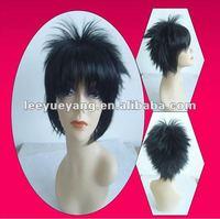 Wholesale wig short synthetic men hair