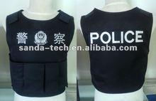 Stab resistant vest