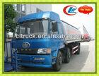 6X2 FAW oil tanker truck,fuel tank truck,fuel truck