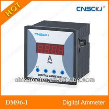 Single phase digital ampere meter