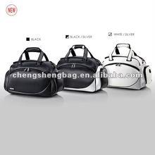 leather OEM golf clothes bag