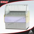 Kommerzielle eis display Gefrierschrank/gefrierschrank für speiseeis/aufrechten Eis display gefrierschrank
