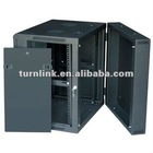 19'' Double Section Wall Mounted Server Rack