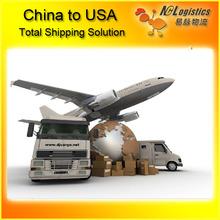door to door air freight to USA