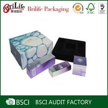 Luxury Custom Printing Paper Cardboard Cosmetic Box
