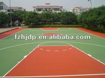 Acrylic Basketball Flooring