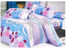 100% Polyester Dobby 90gsm Print 4pcs home textile Bedding Sets
