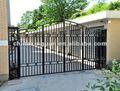 casa de portões de entrada