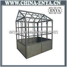 Steel fence posts/iron greenhouse/mini greenhouse