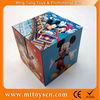 Folding Magic Puzzle Cube