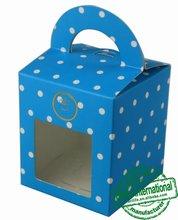 cupcake box handle