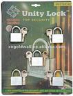 Master lock set