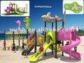 al aire libre oscilación de los niños conjunto del parque de equipos bh3401