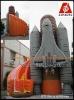 infaltable rocket slide/inflatable adult slide/inflatable high slide