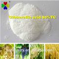 Bio fertilizantes 90% TC Gibberellic ácido germinação de sementes