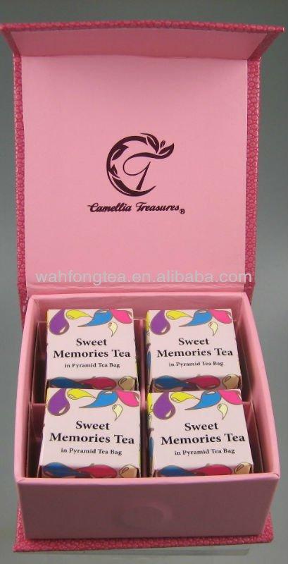 Award Winning Tea Blend Sweet Memories in Gift Box