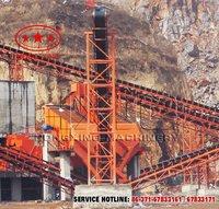 Industrial Belt Conveyor for mining