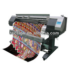 TJ-1671 Canvas Eco Solvent Inkjet Printing Machine for sale
