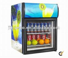 CE ETL display cooler,beverage display cooler