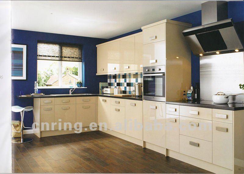 Modern MDF Kitchen Cabinet KC001 View Kitchen Design Lingyin Product