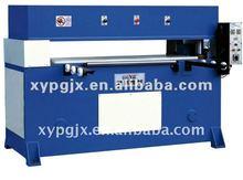 Hydraulic flatbed four post die cut machine
