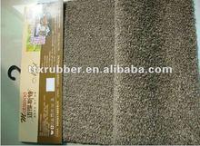personalized door mat ,fabric carpet
