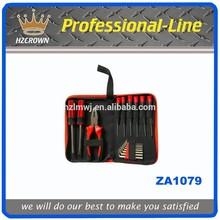 17pcs hand tool set in tool bag