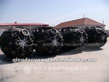 floating yokohama type pneumatic marine rubber fender ISO 17357 complied