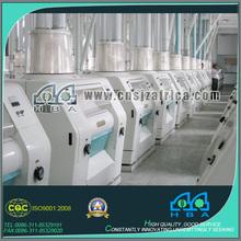 high quality wheat flour grinder plant