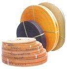 flat rubber belt