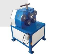 Angle steel bending machine
