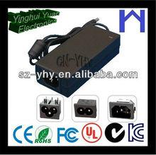 13v 5a 6a 7a AC/DC adapter with CE,UL,CUL,FCC,ROSH,SAA