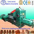 Baixoinvestimento e lucro alto!!! Jkrl35 fábrica de tijolos, tijolo de barro automático planta de fabricação