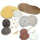 PSA & Velcro sanding discs
