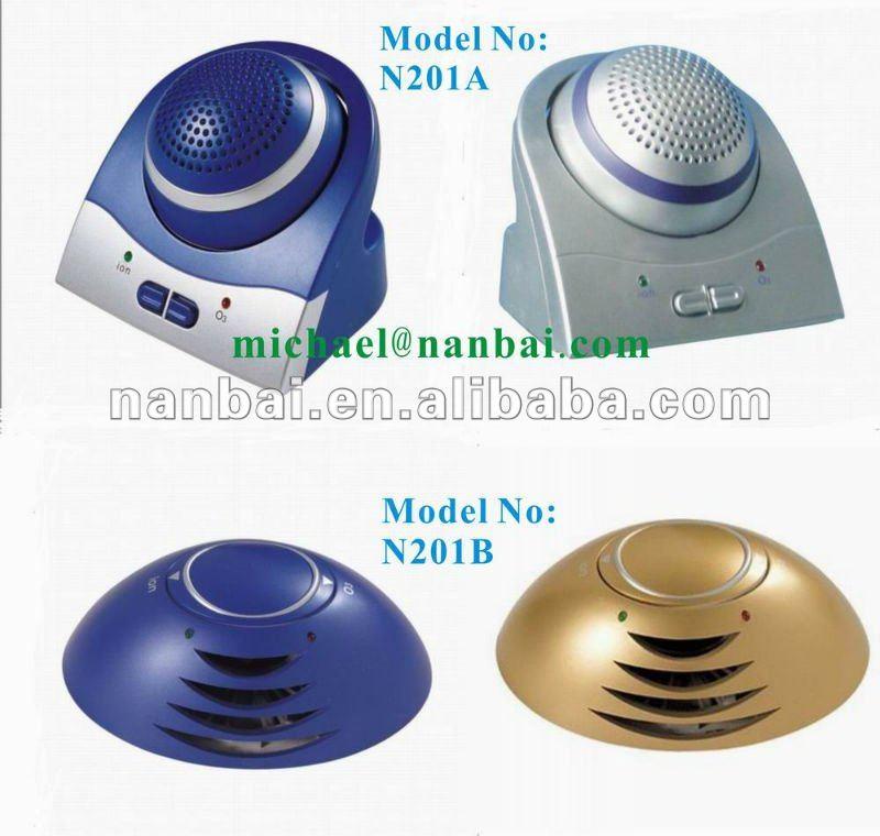 Mini Perfume car air freshener, ion generator for air purifier, Air Ozonizer