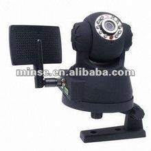 2012 IP Cool camera/New Design IR-CUT with 7 DB Antenna WiFi IP Camera